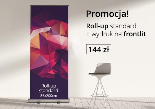 tani roll-up - 144 PLN