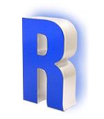 litery 3D led poznań