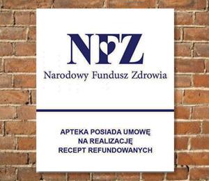 tablice nfz dla aptek i przychodni Poznań
