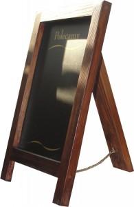 mini potykacz drewniany