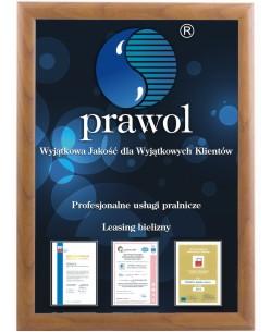 drewniane ramki owz Poznań