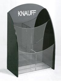 ekskluzywny stojak na ulotki poznan