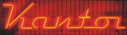 reklama podświetlana neonem Poznań