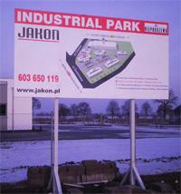 tablica niezwiązana z grunetm ekonomiczna Poznań