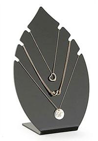 stojak z plexi na biżuterię