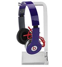 stojak z plexi na słuchawki