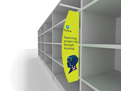 shelfstopper banner z pcv