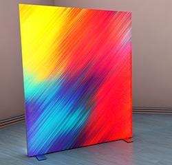 ścianka aluminiowa 150cm szerokości